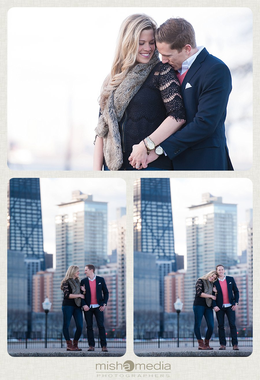 Engagement Photos near Navy Pier_0007