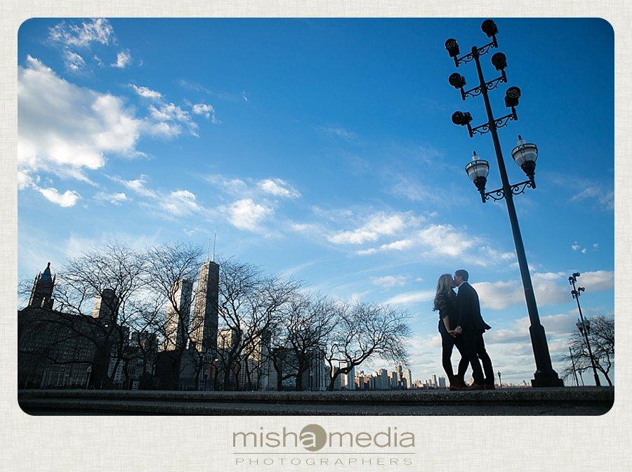 Engagement Photos near Navy Pier_0008