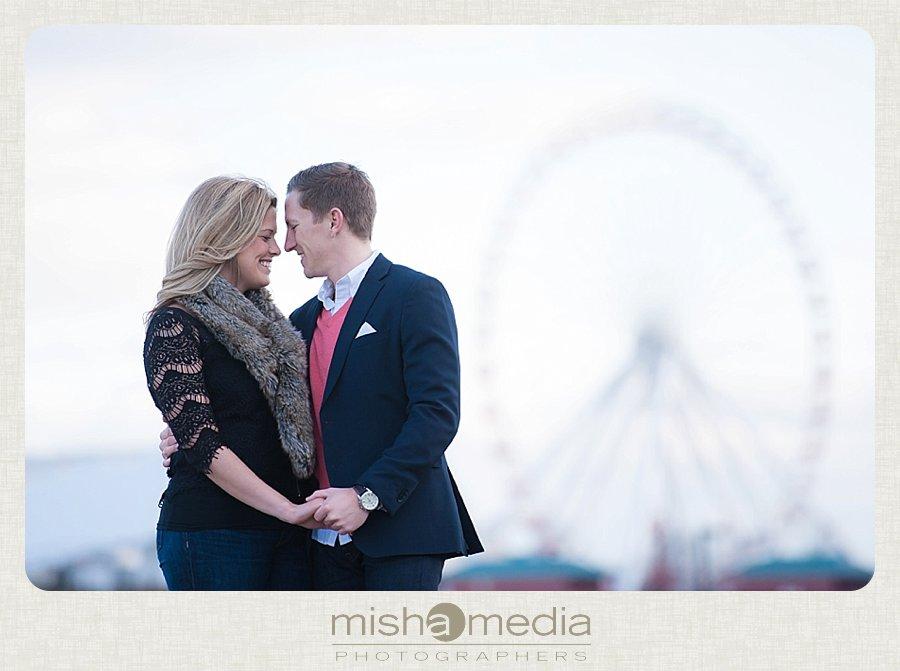 Engagement Photos near Navy Pier_0009