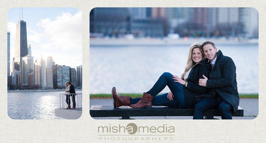 Engagement Photos near Navy Pier_0010