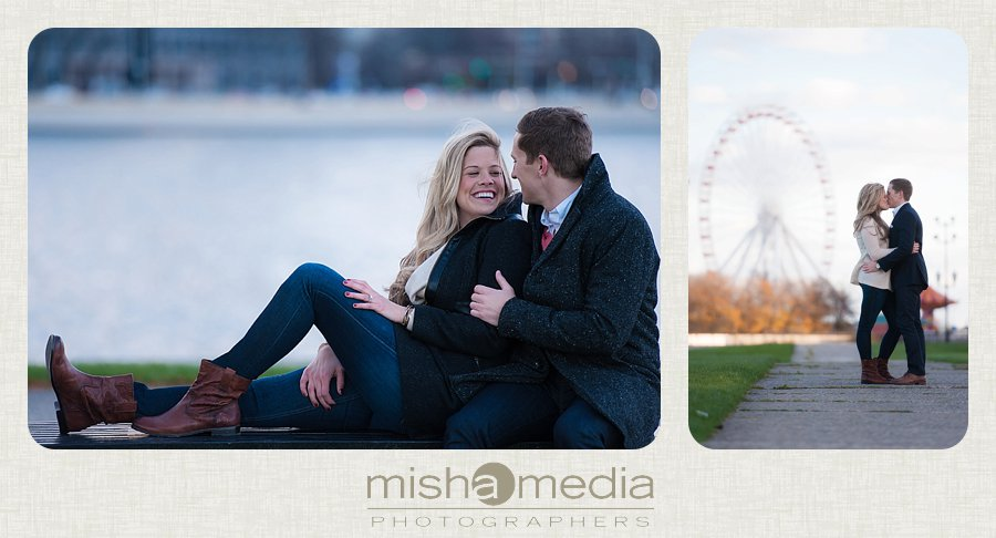Engagement Photos near Navy Pier_0011