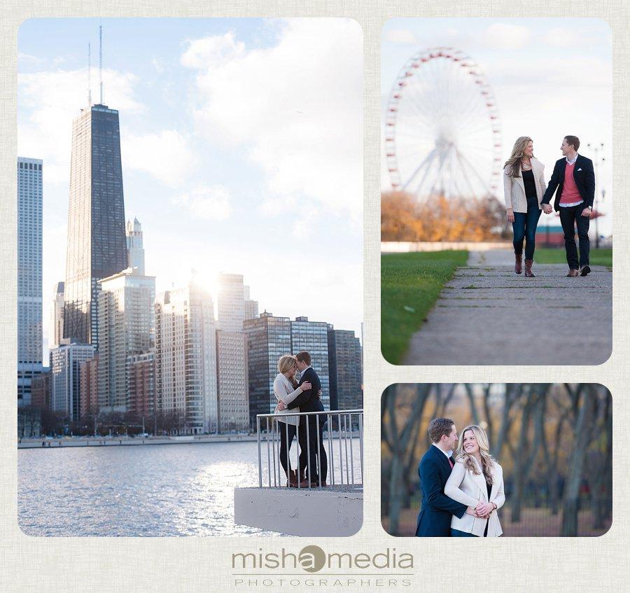 Engagement Photos near Navy Pier_0013