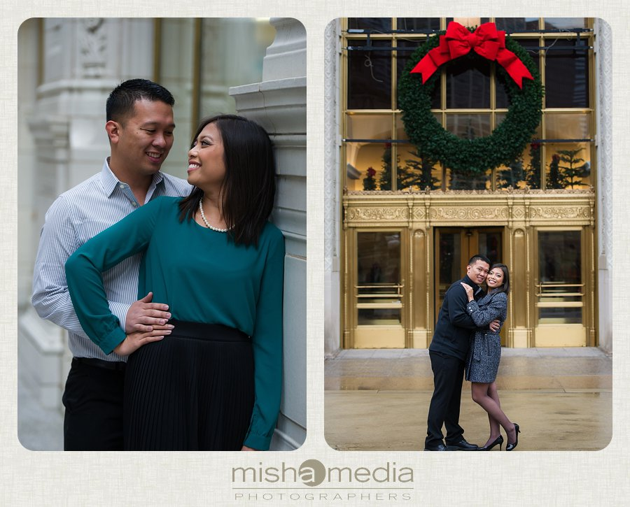 Engagement Session at Chicago Riverwalk_0003