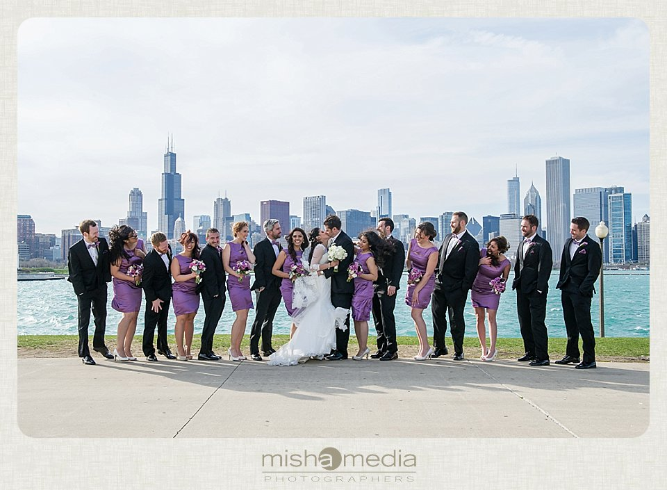Weddings at the Murphy Chicago_0033