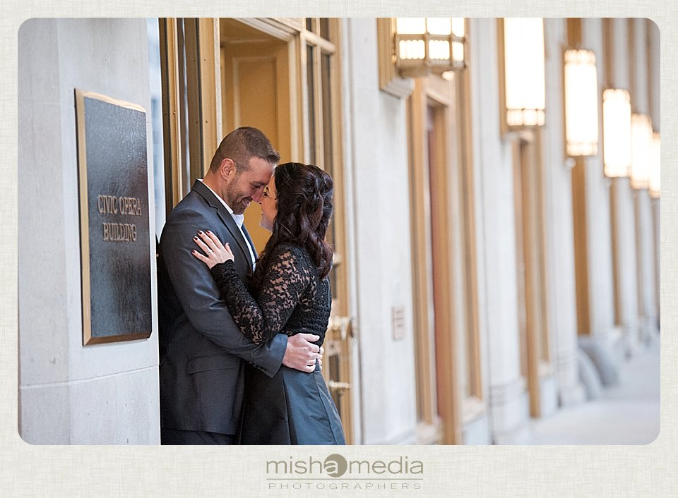 Engagement Session at the Lyric Opera House_0002