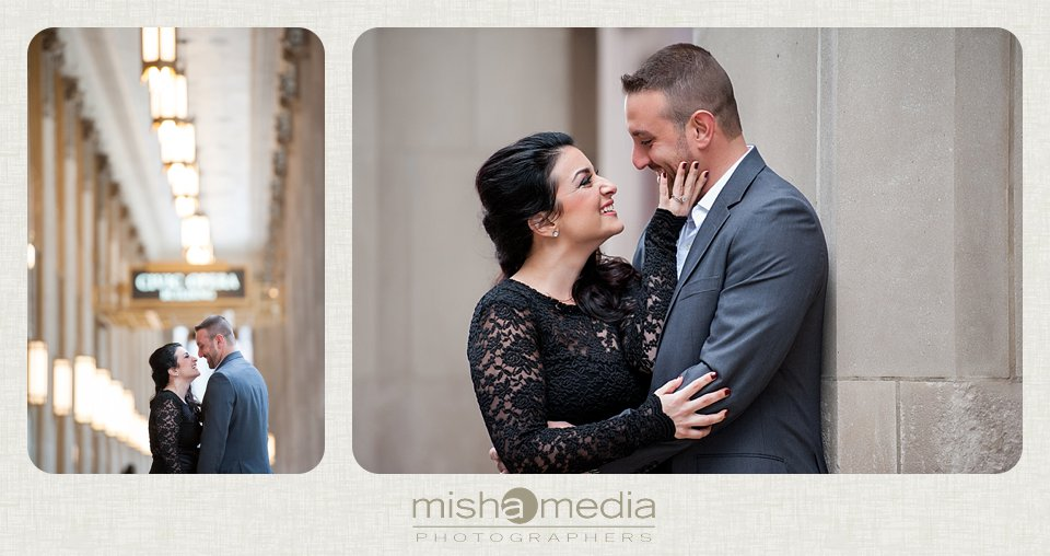 Engagement Session at the Lyric Opera House_0004