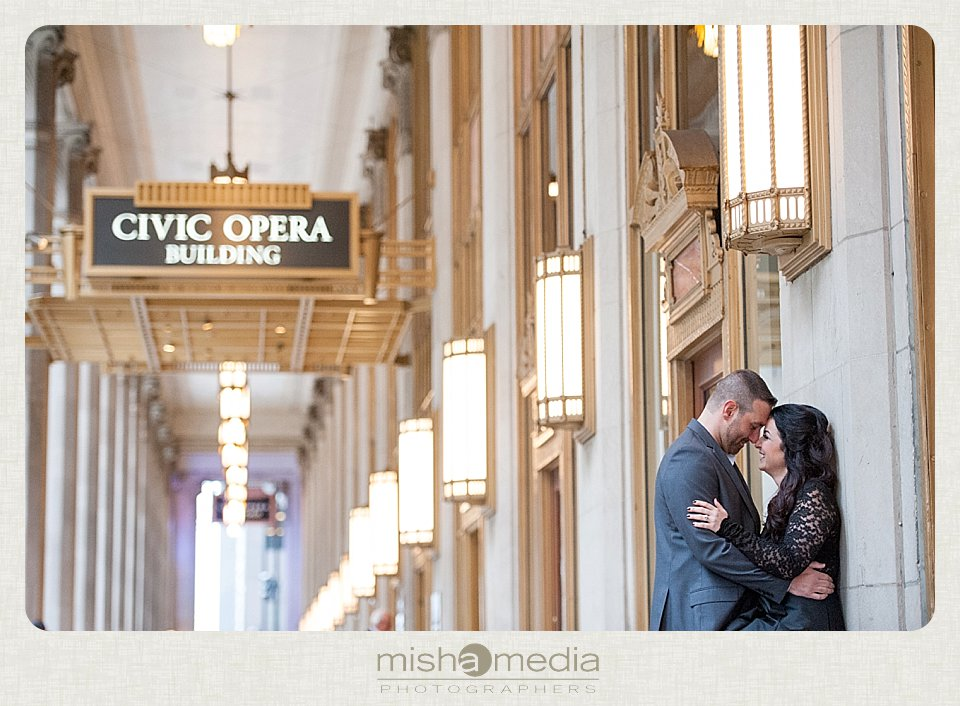 Engagement Session at the Lyric Opera House_0006