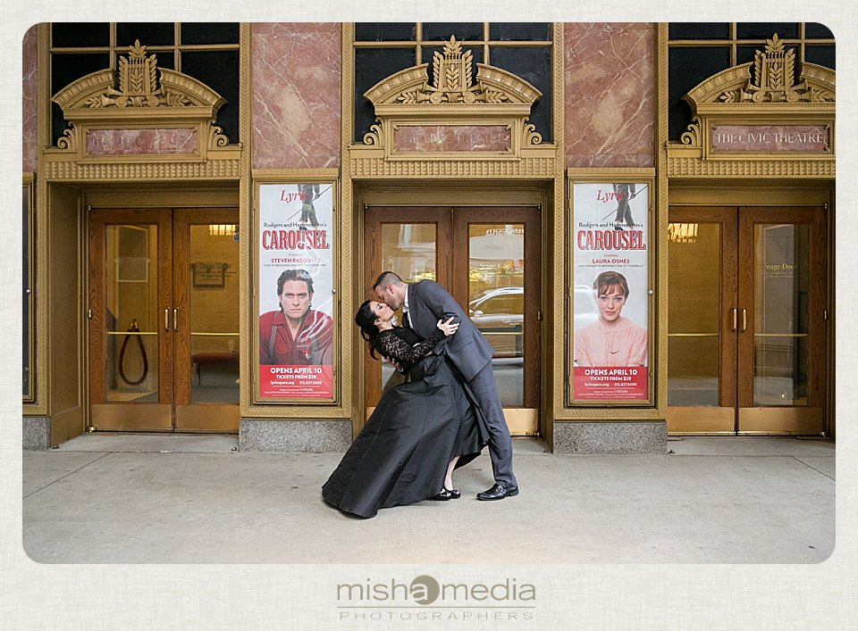 Engagement Session at the Lyric Opera House_0010