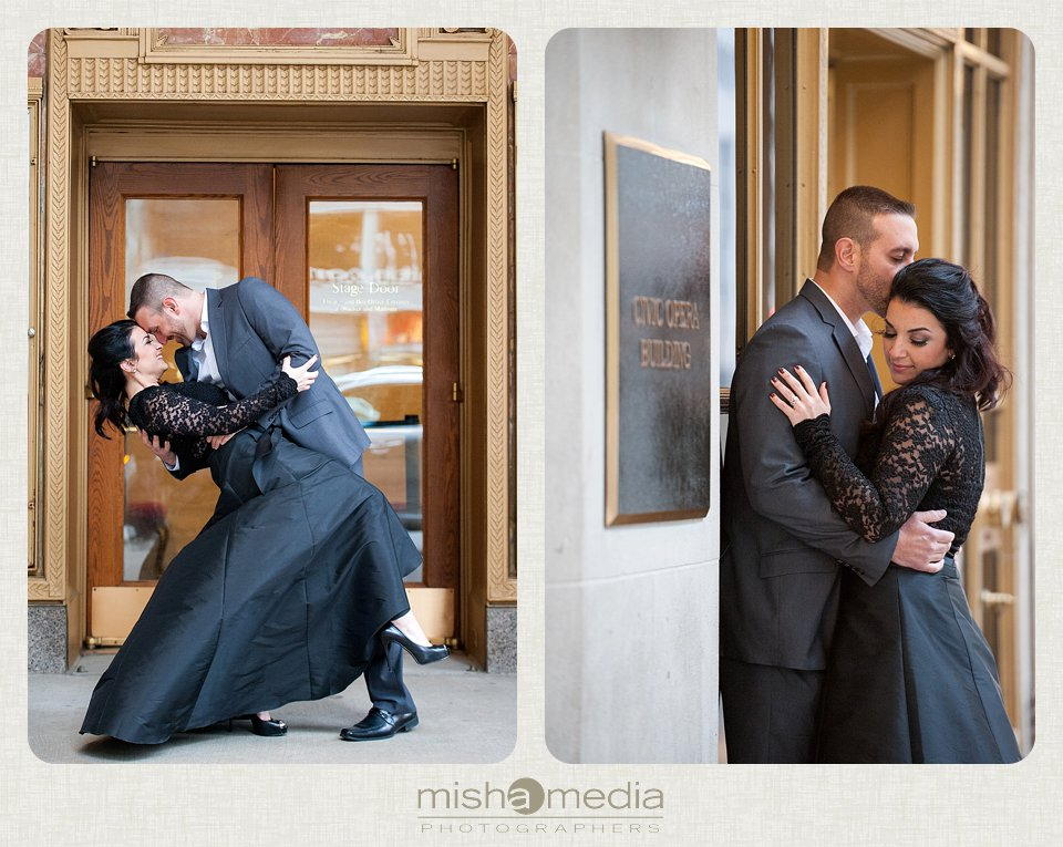 Engagement Session at the Lyric Opera House_0016