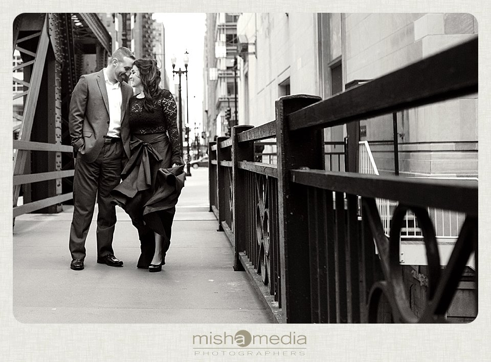 Engagement Session at the Lyric Opera House_0018