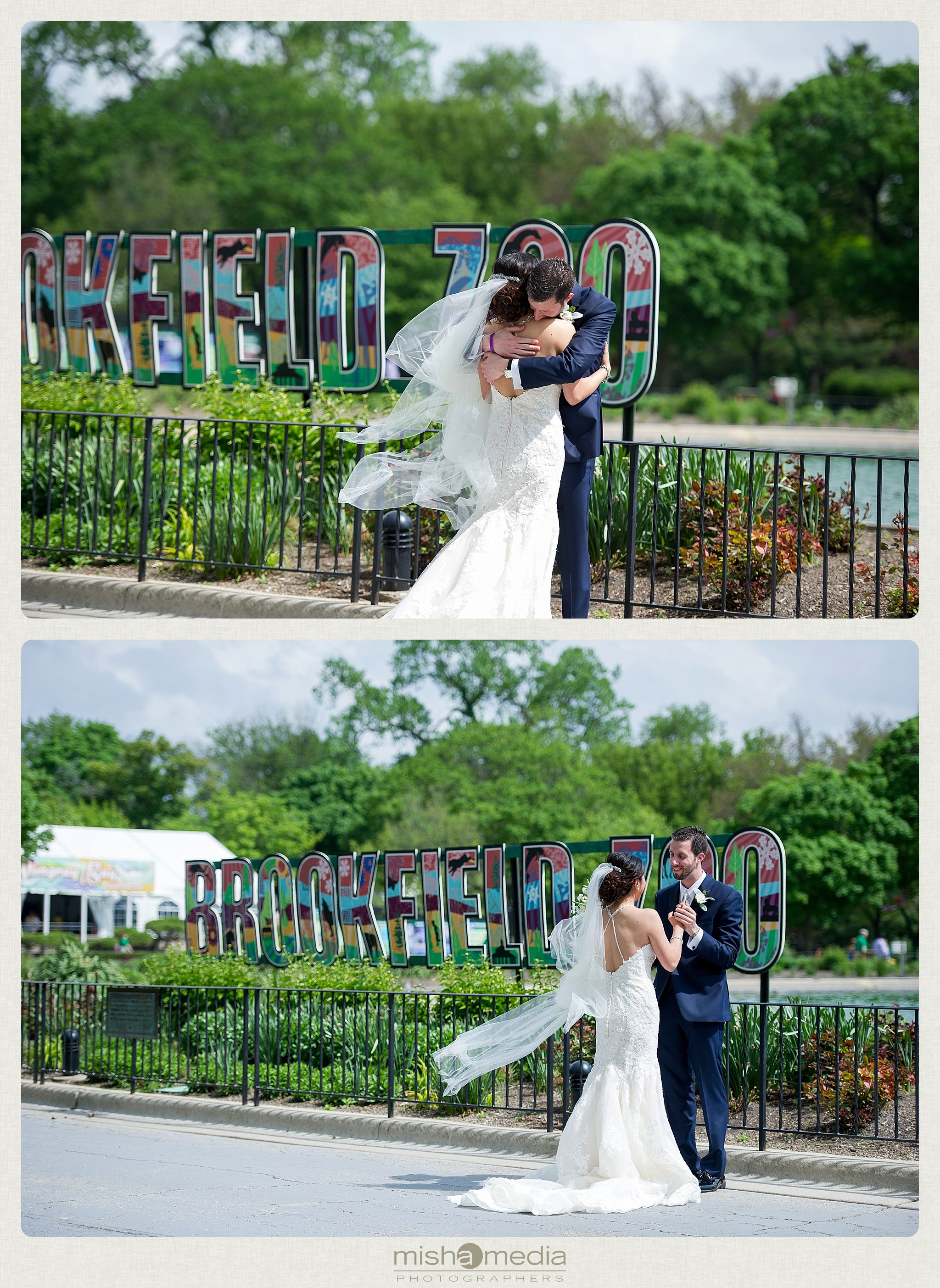 Wedding at the Brookfield Zoo_0014