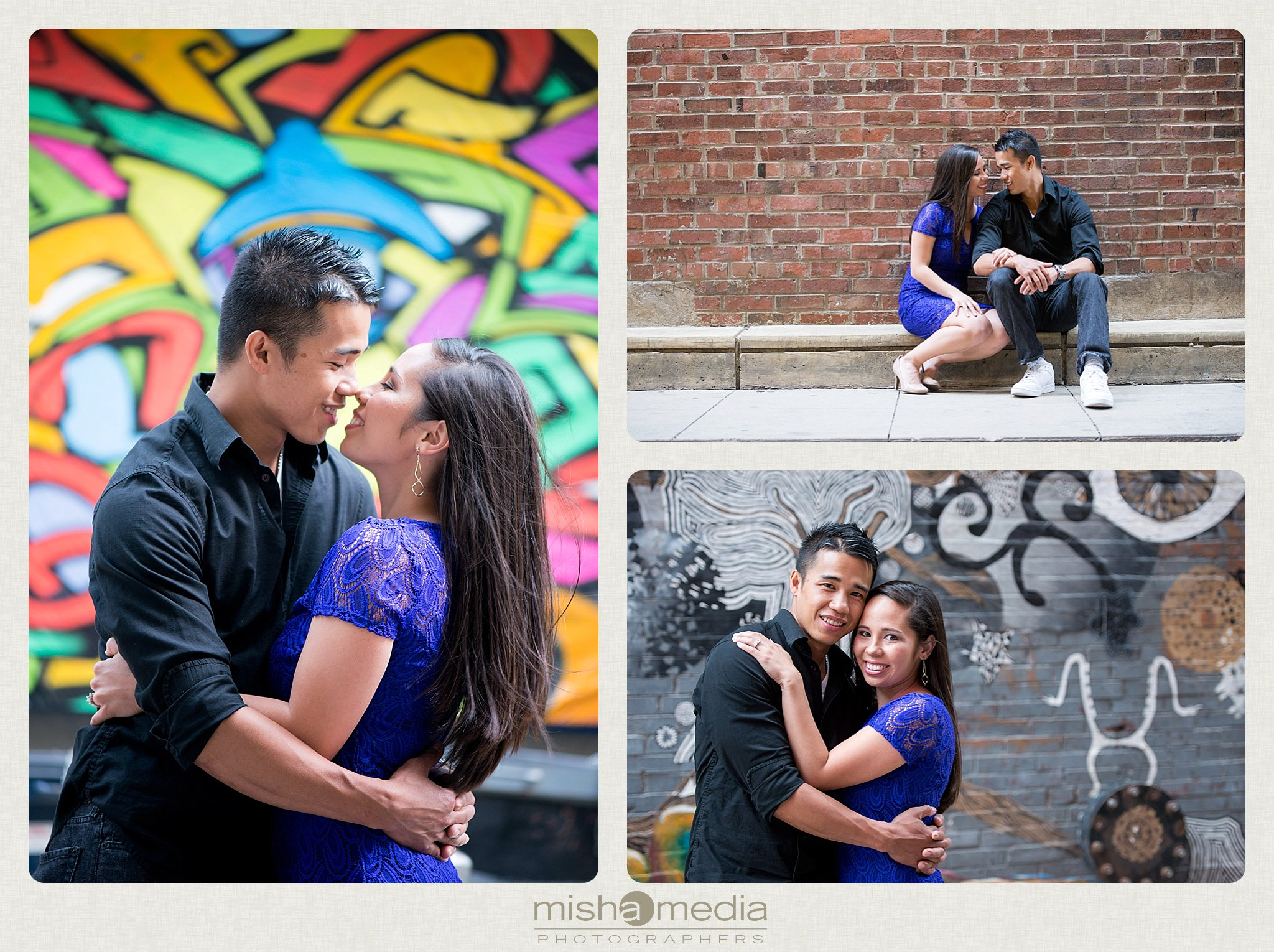 Downtow Chicago Engagement Session_0003
