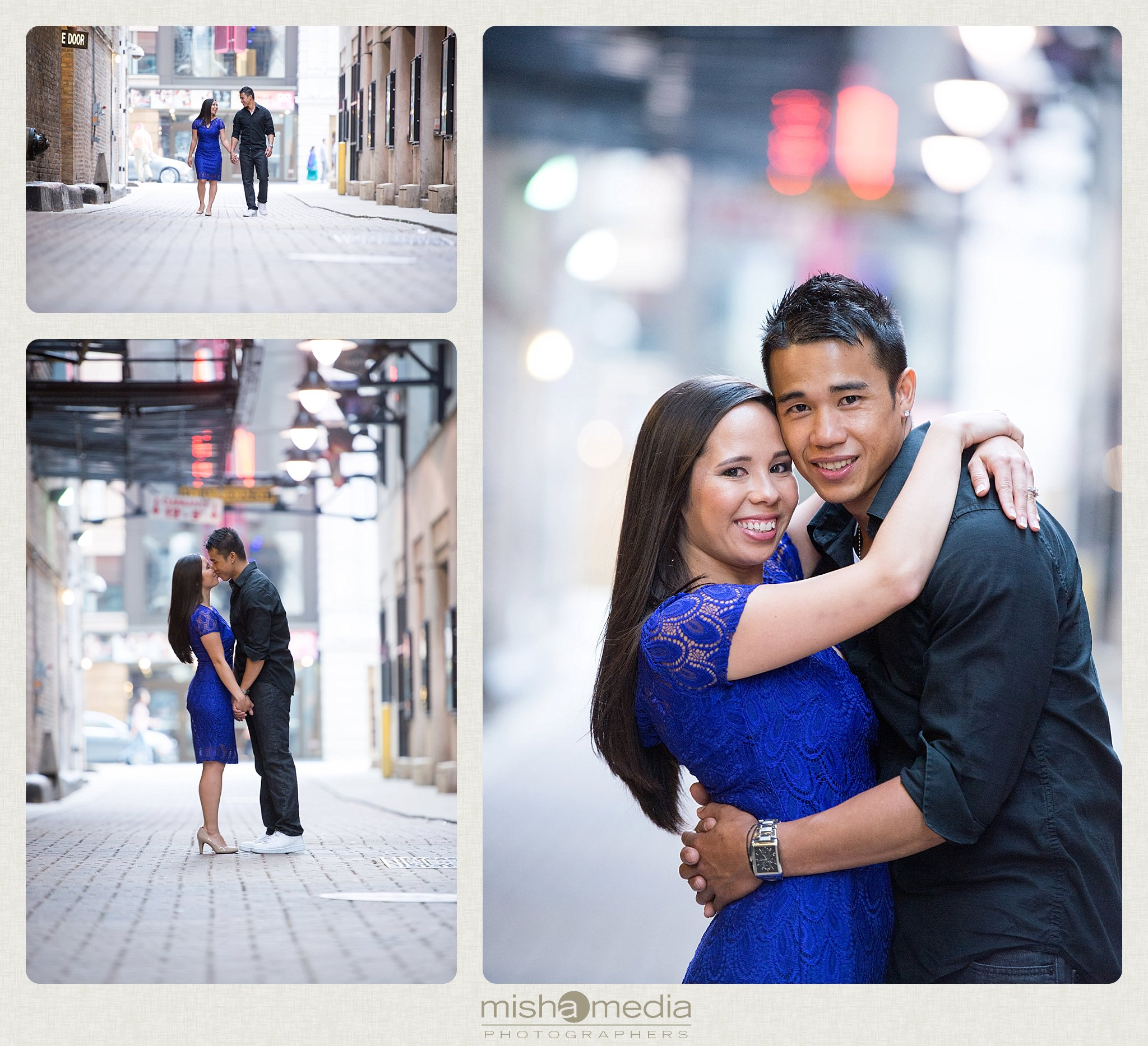 Downtow Chicago Engagement Session_0004