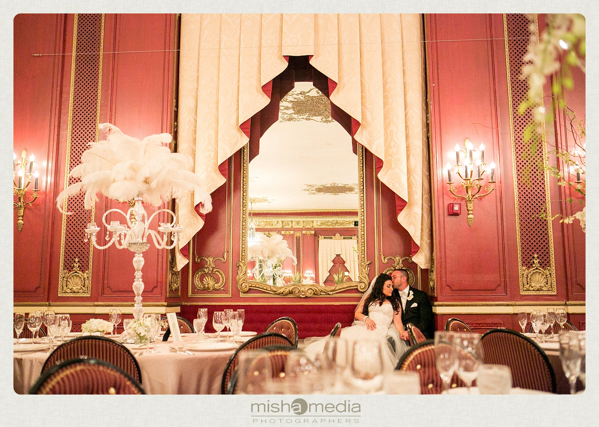 Weddings at Palmer House Hilton Chicago_0001