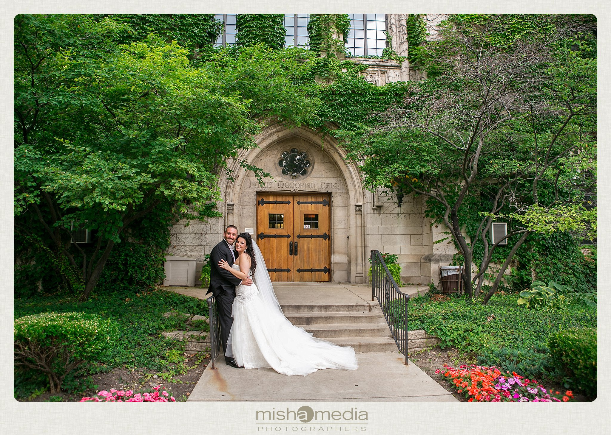 Weddings at Palmer House Hilton Chicago_0009