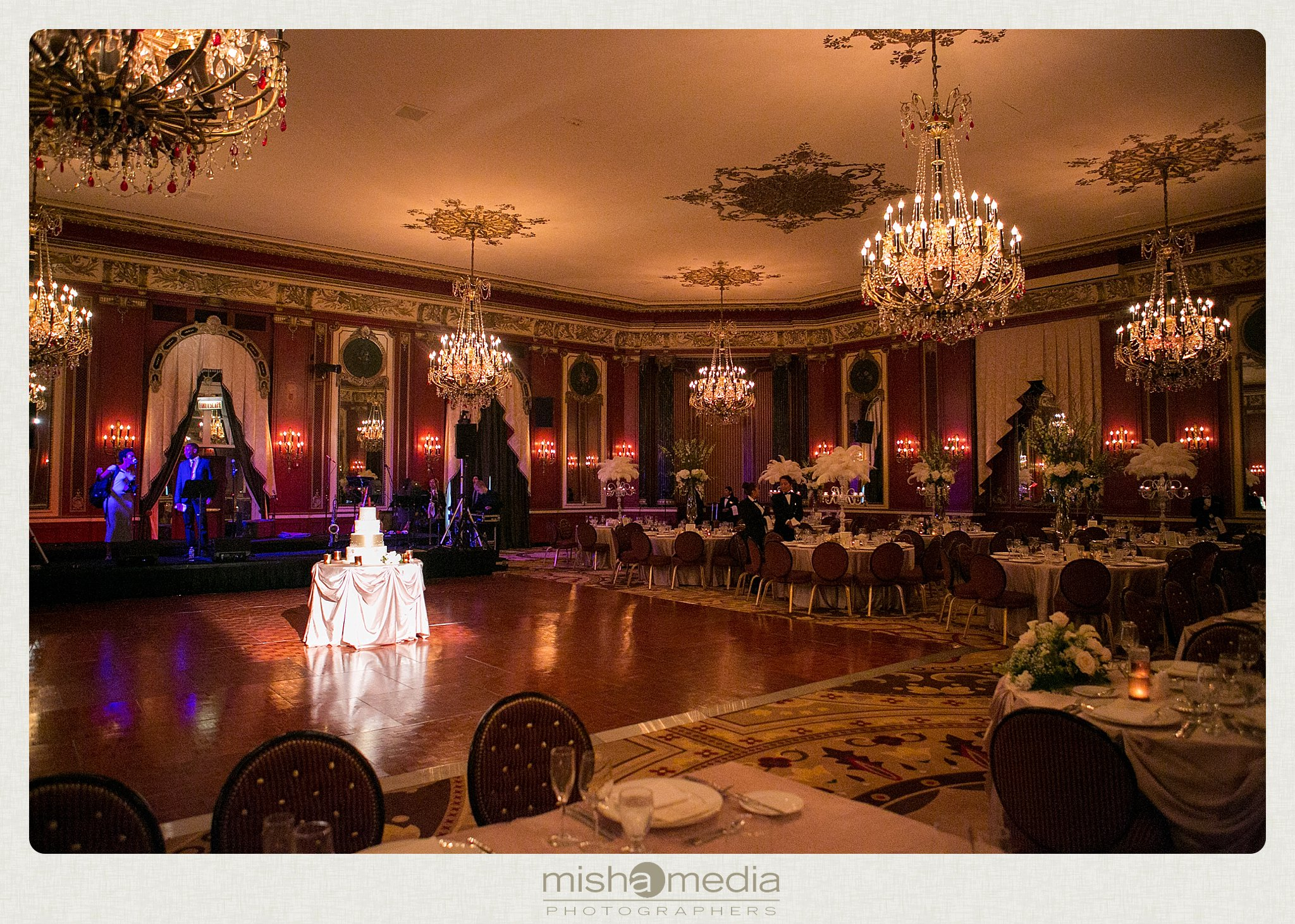 Weddings at Palmer House Hilton Chicago_0040