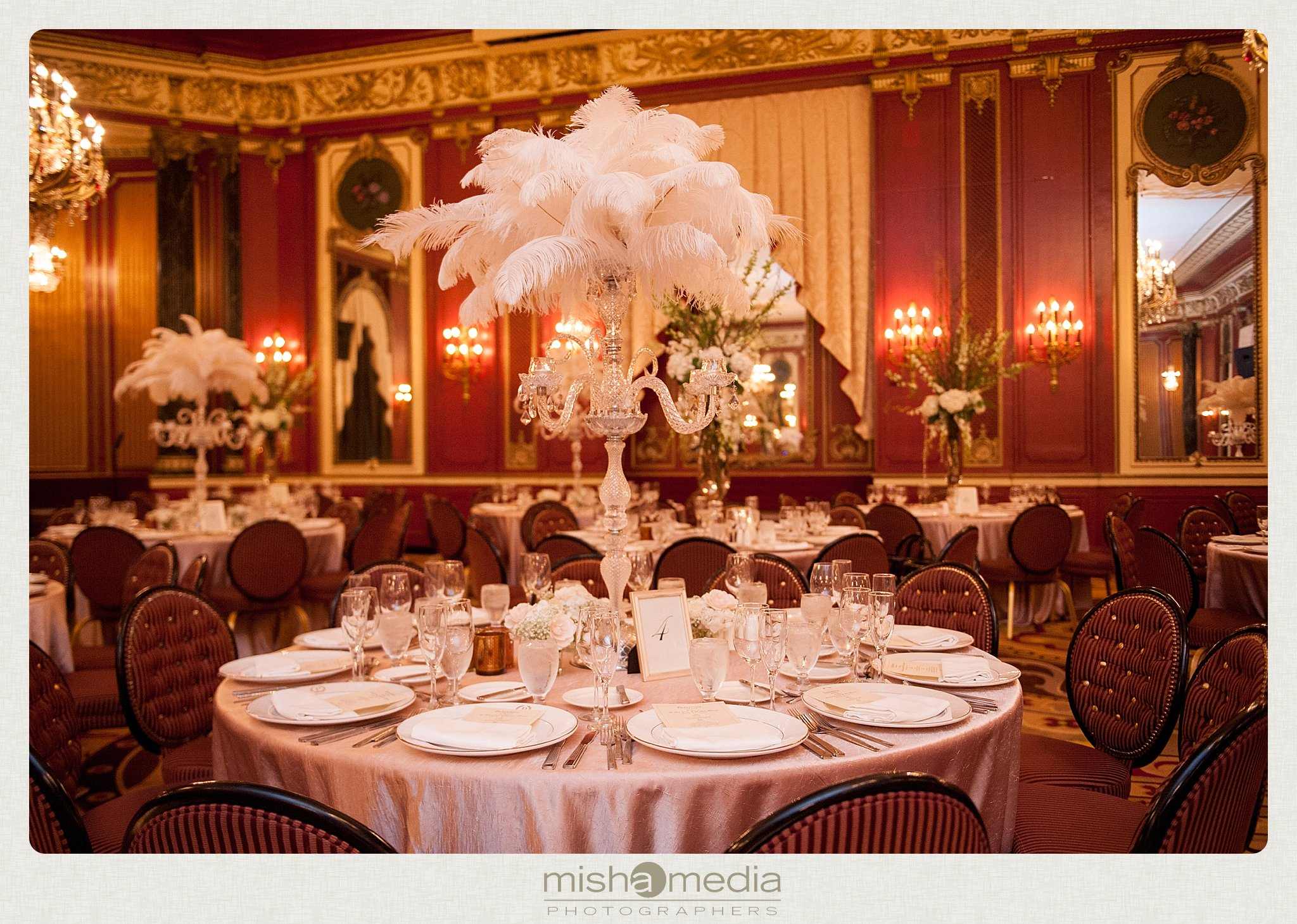 Weddings at Palmer House Hilton Chicago_0042
