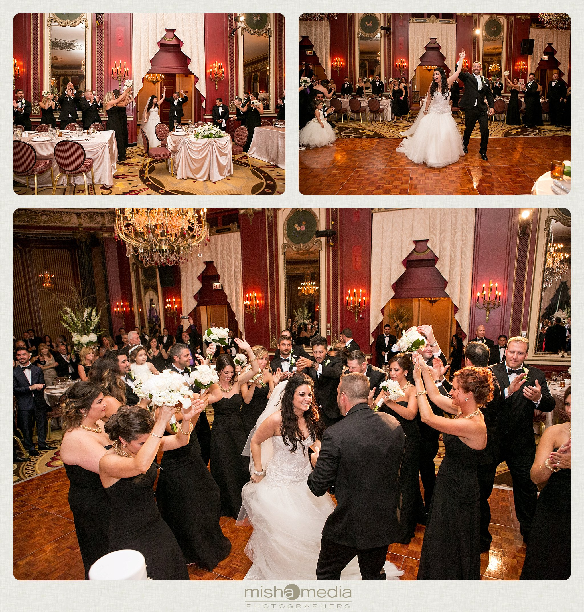 Weddings at Palmer House Hilton Chicago_0044