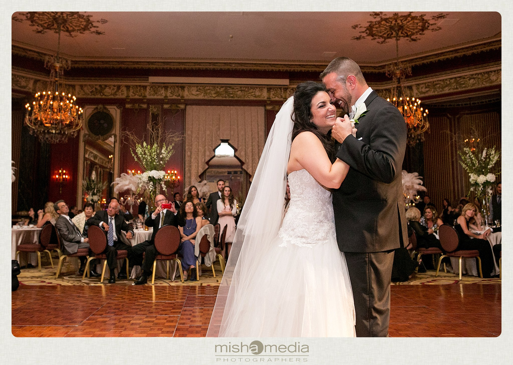 Weddings at Palmer House Hilton Chicago_0047