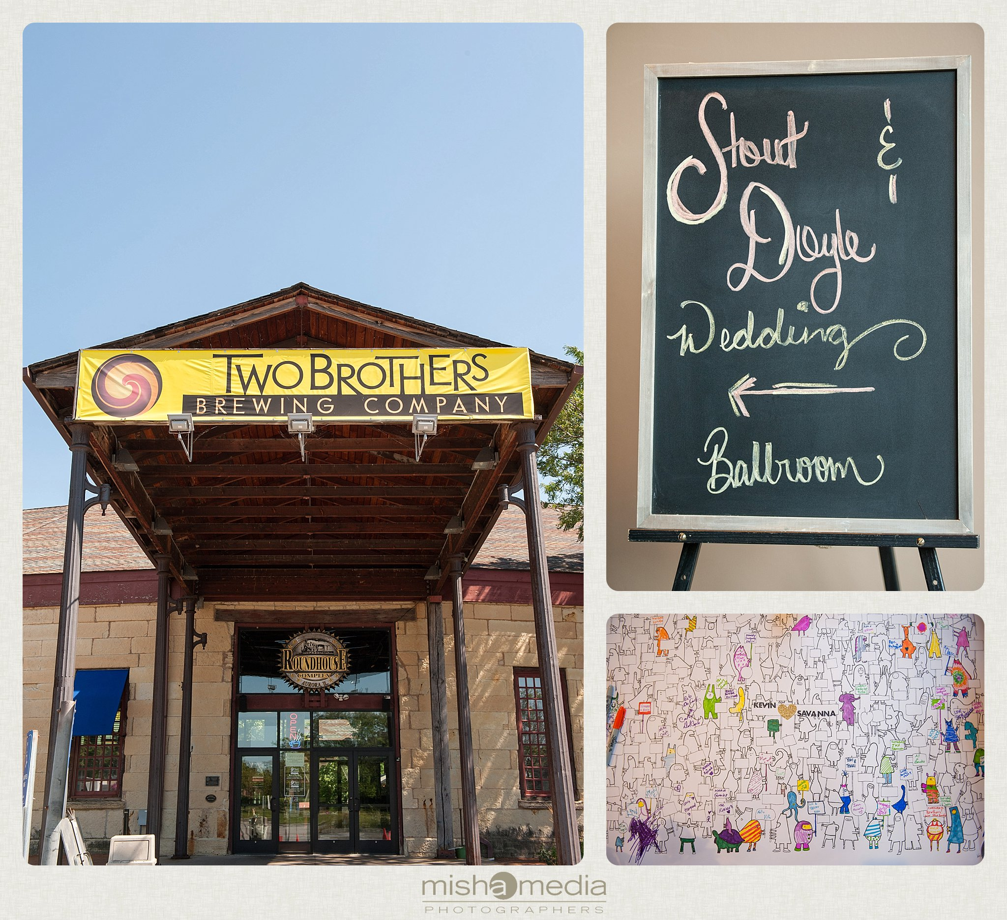 Weddings at Two Brothers Round House Brewery_0017