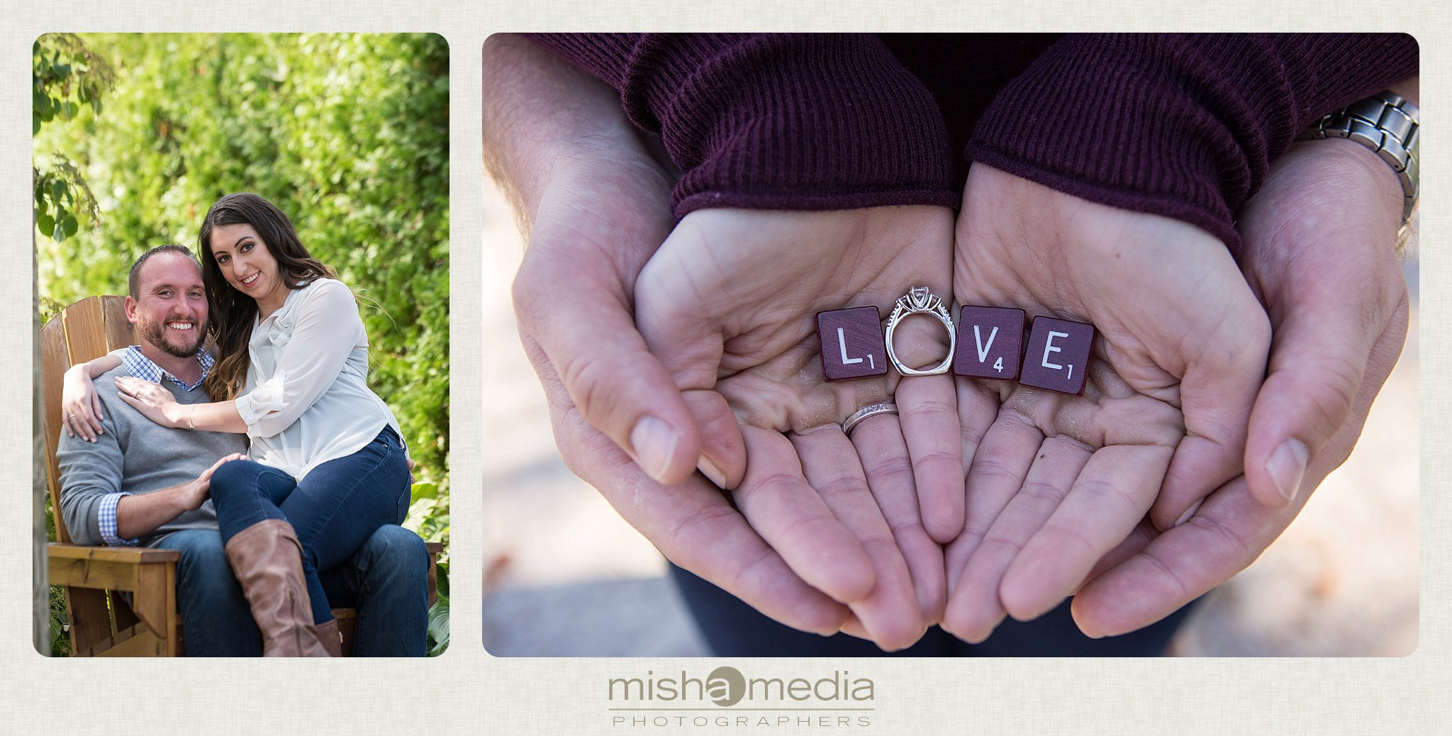 Engagement Photos at Cantigny Gardens_0002