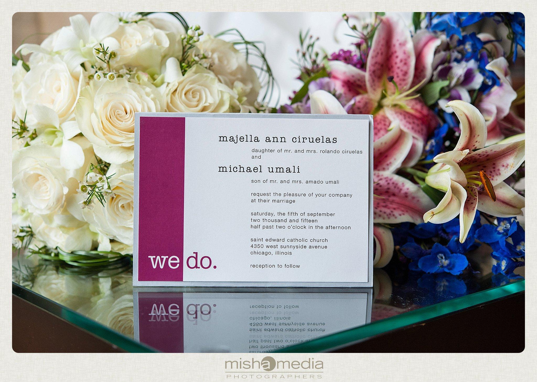 Chicago Marriott O'hare Weddings_0002
