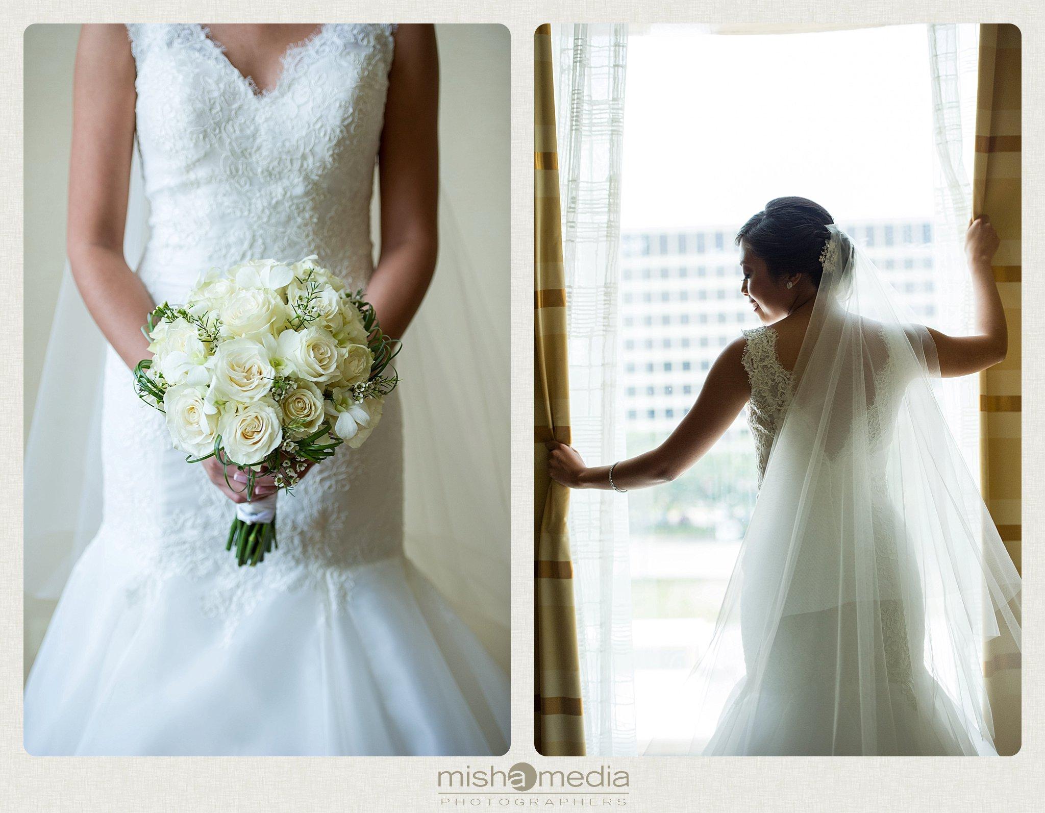Chicago Marriott O'hare Weddings_0004