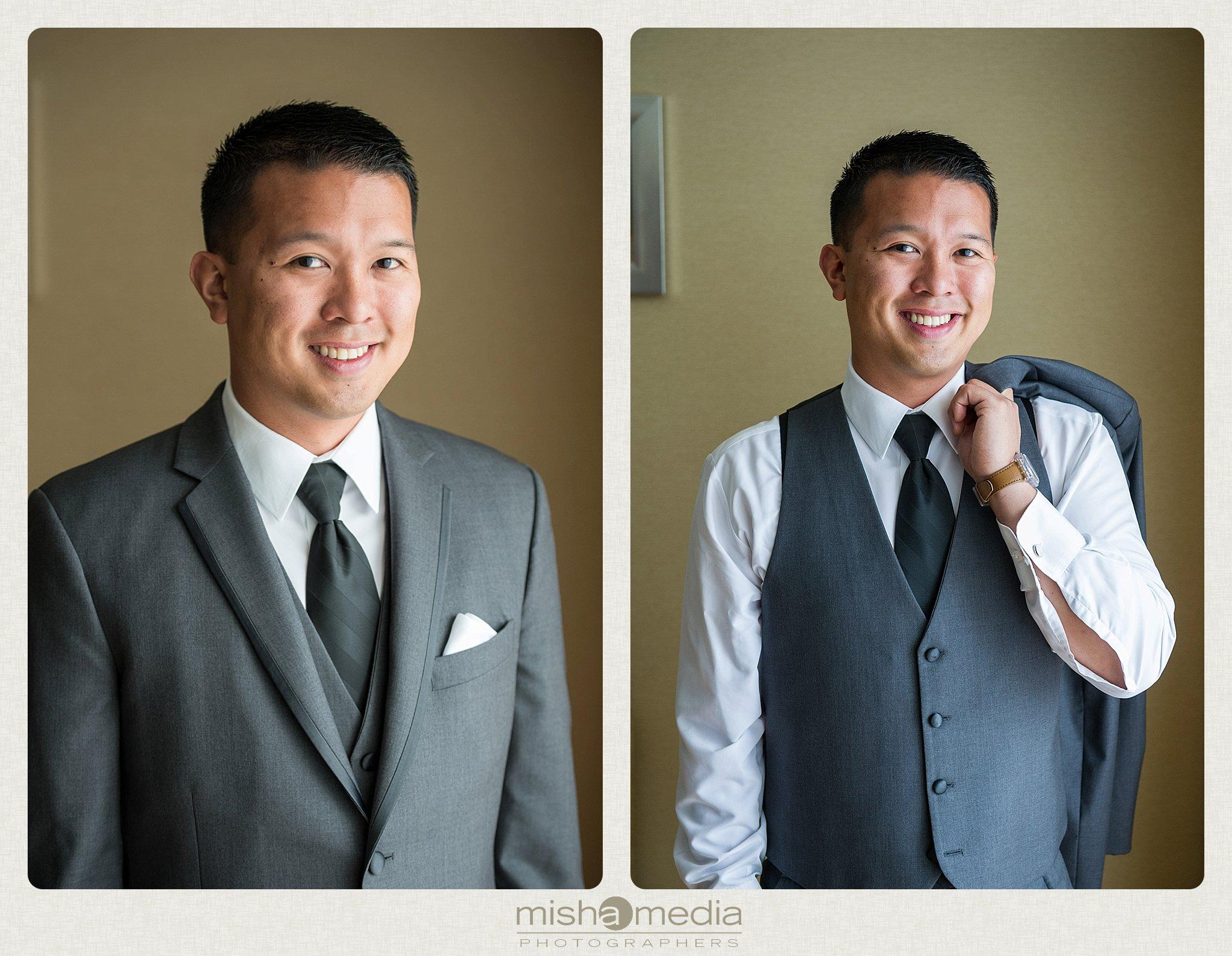 Chicago Marriott O'hare Weddings_0008