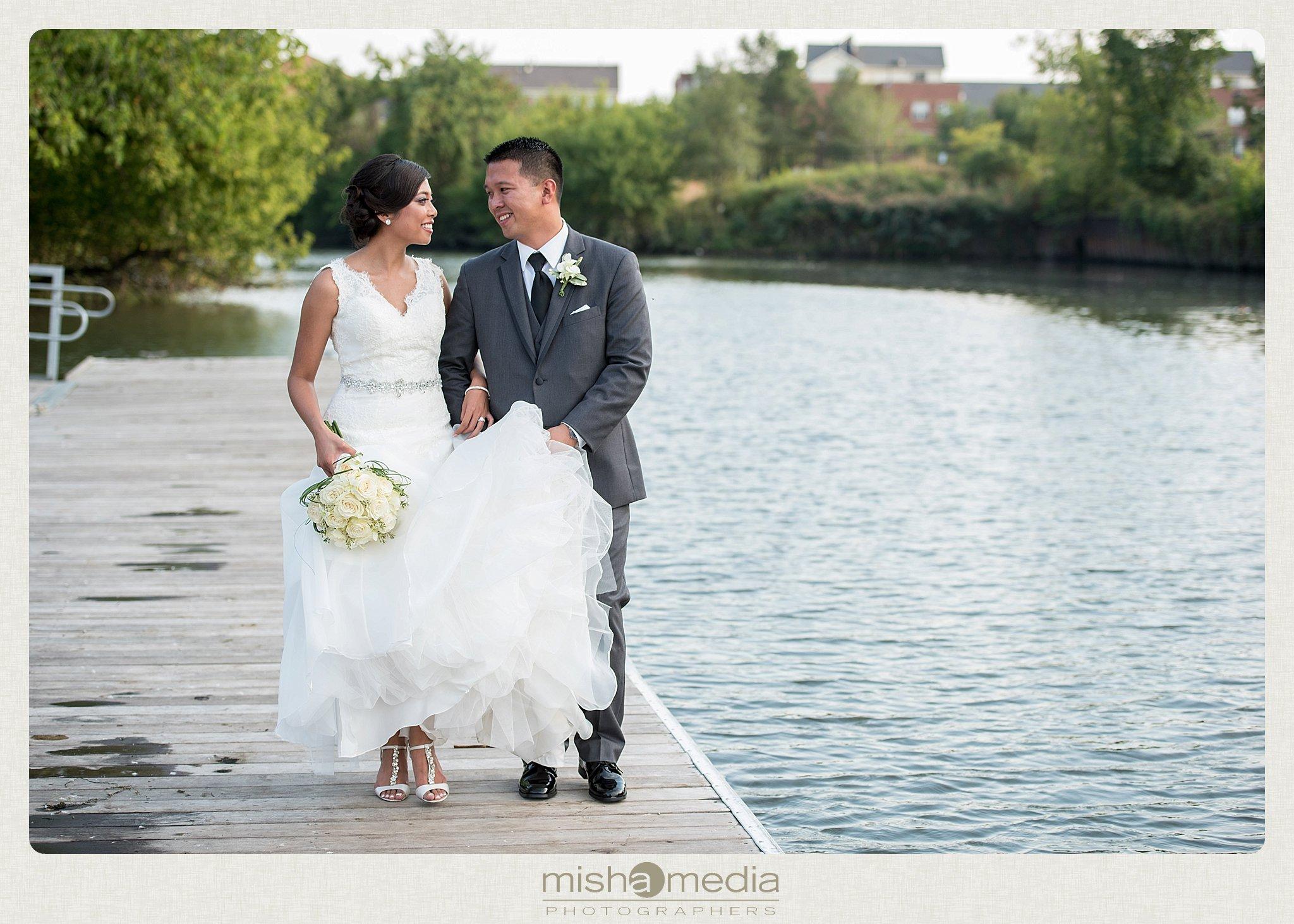 Chicago Marriott O'hare Weddings_0014
