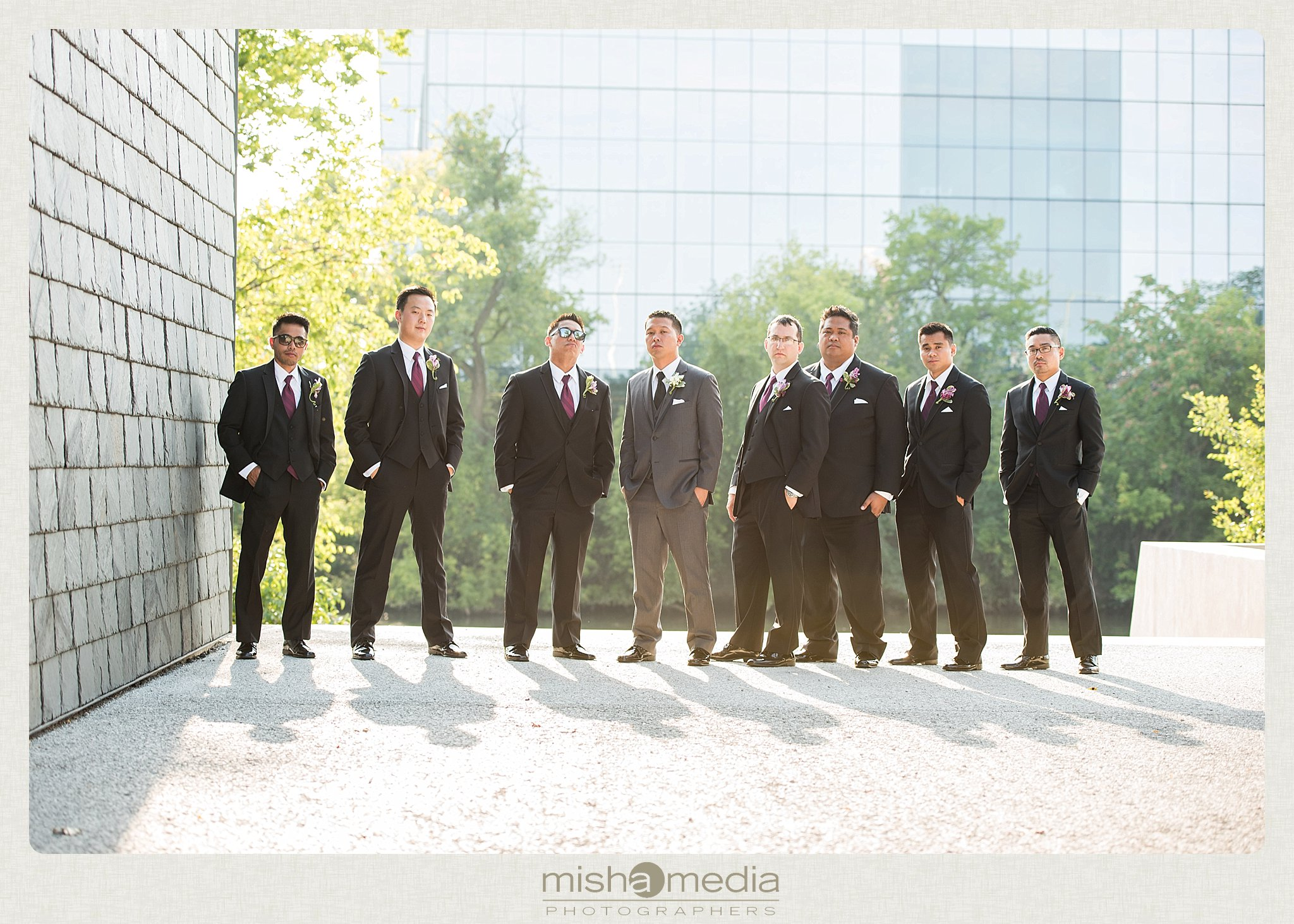 Chicago Marriott O'hare Weddings_0018