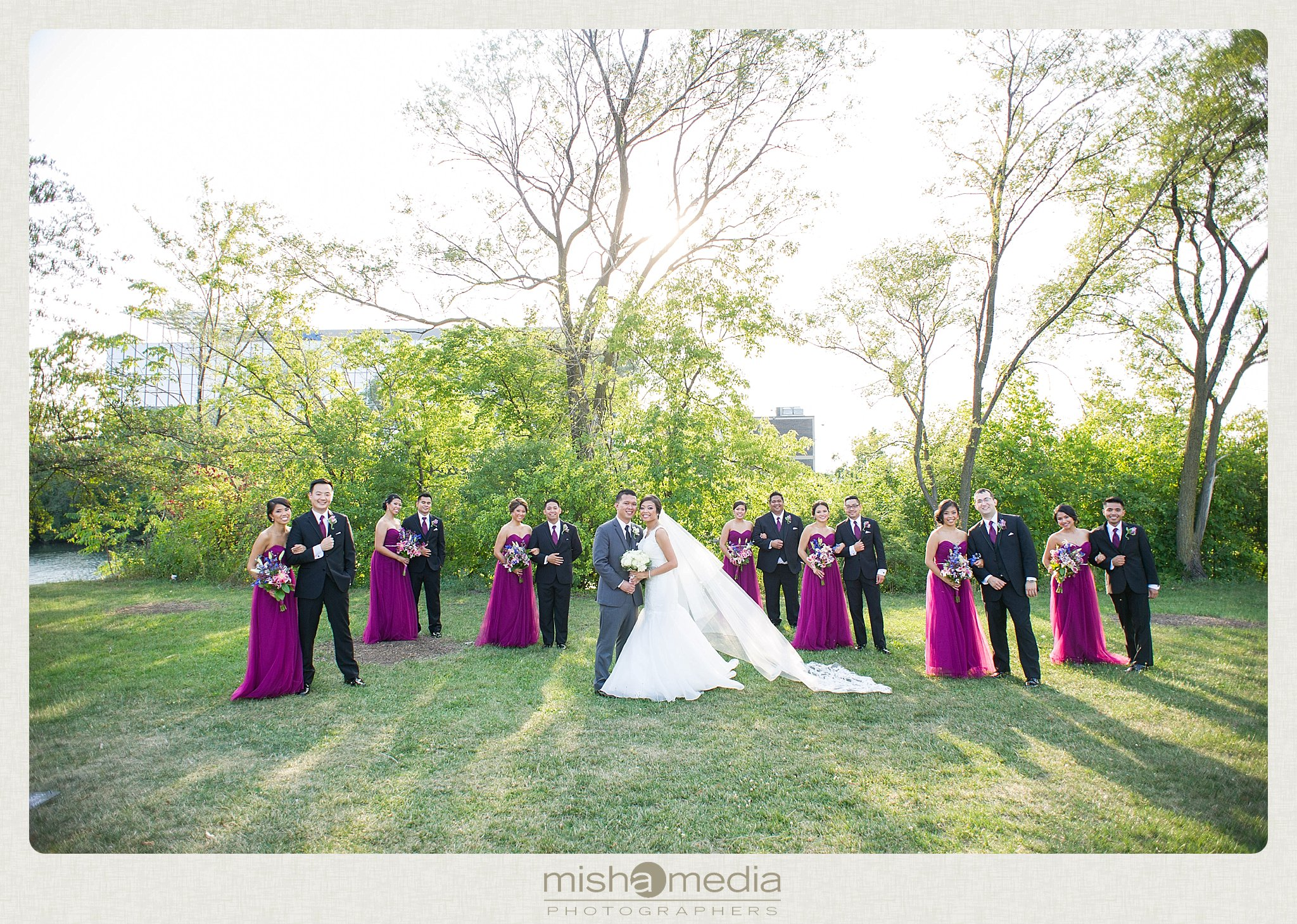 Chicago Marriott O'hare Weddings_0022