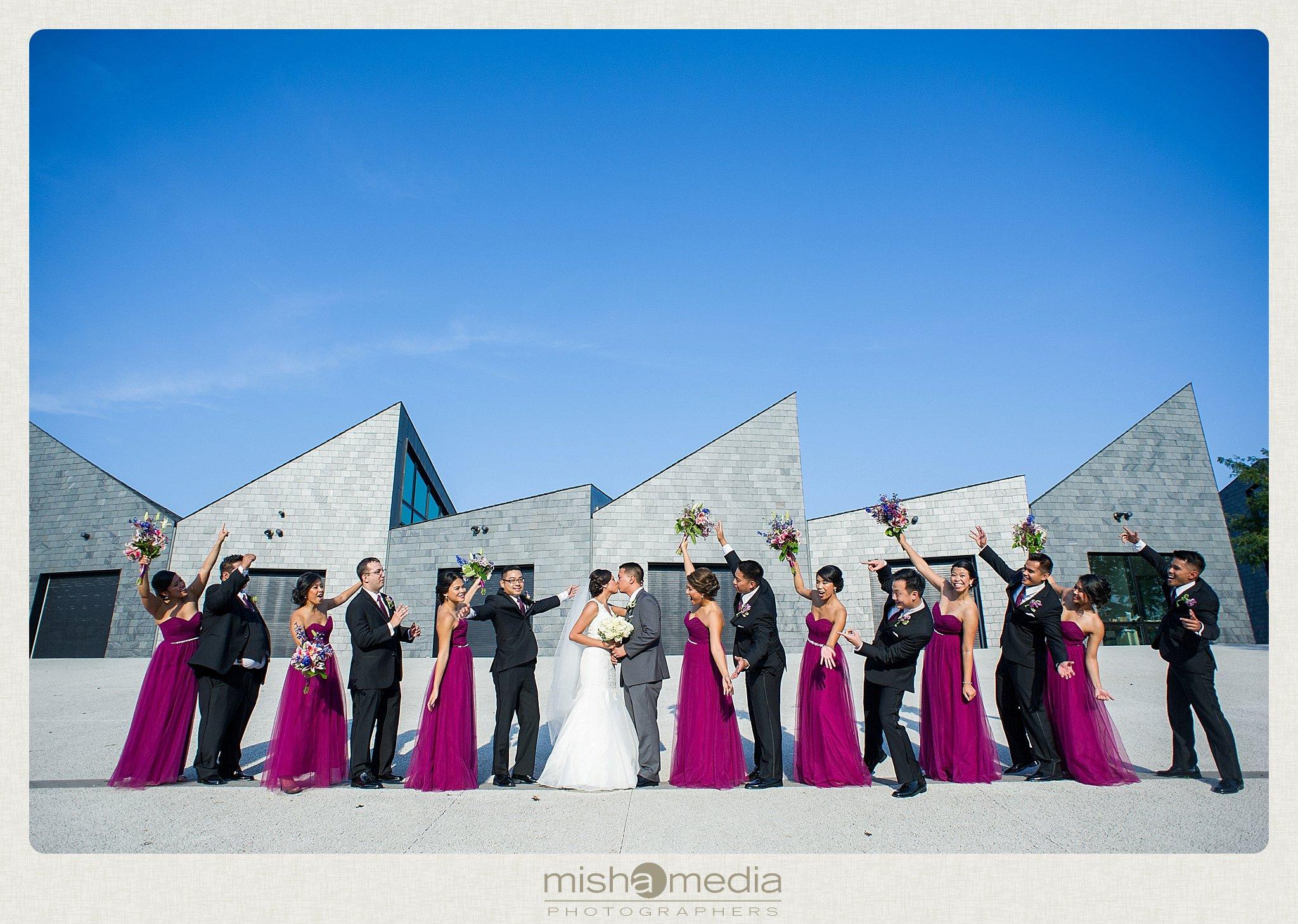Chicago Marriott O'hare Weddings_0023