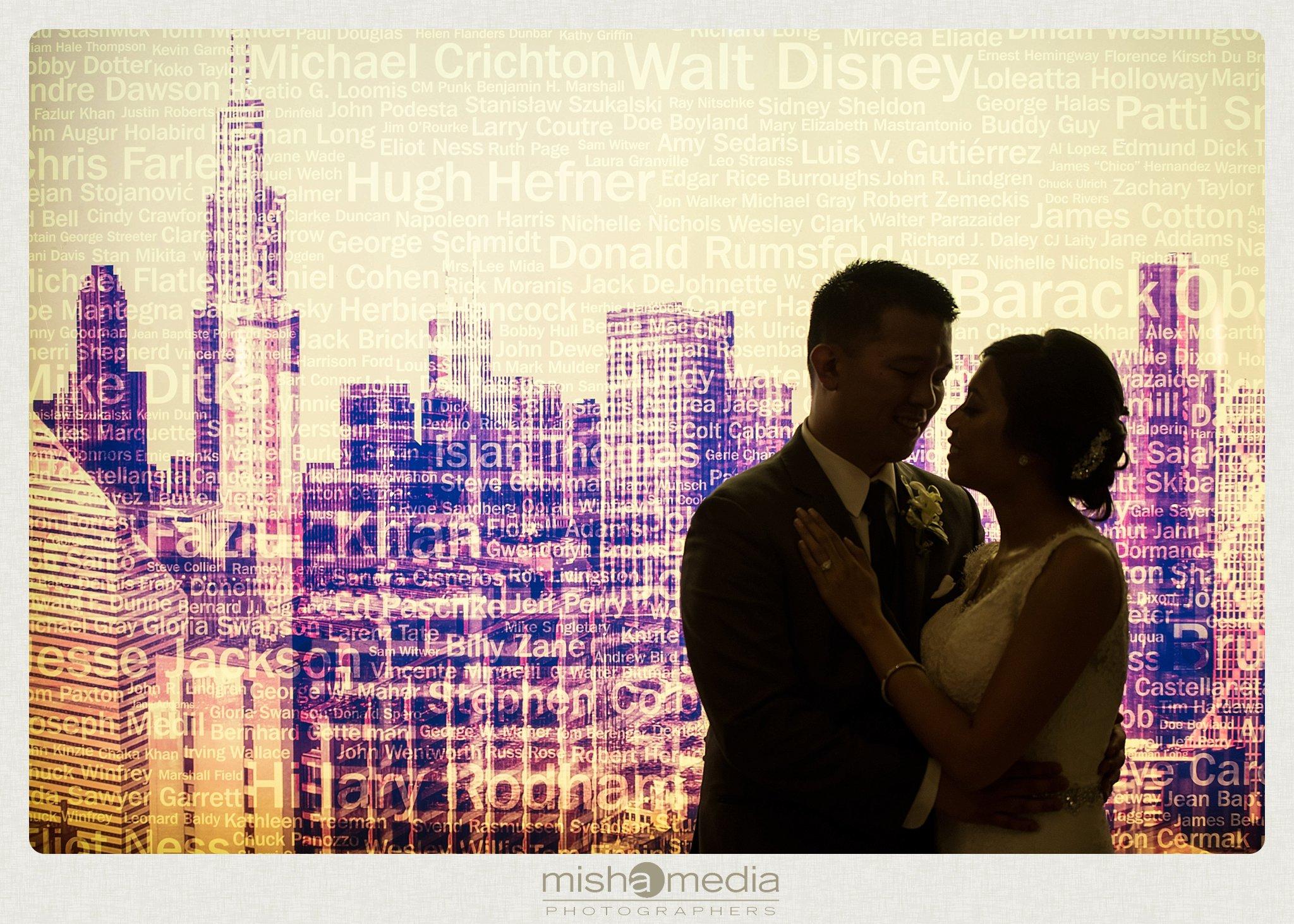 Chicago Marriott O'hare Weddings_0035