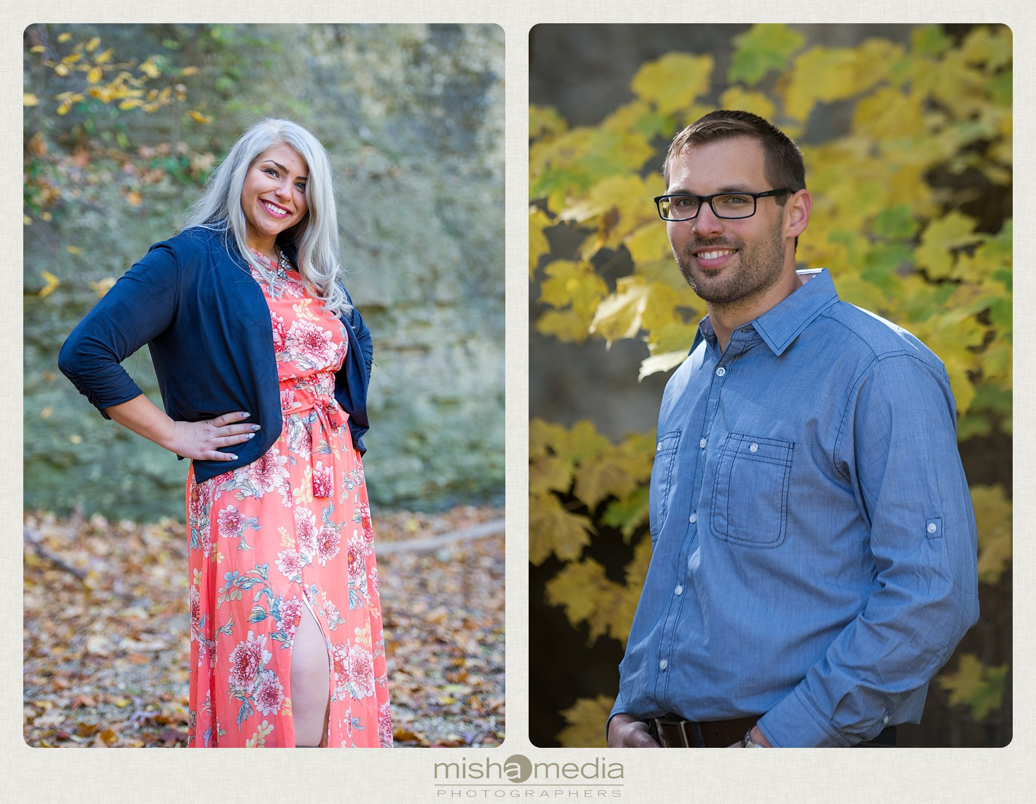 Outdoor Engagement Session at Dellwood Park_0009
