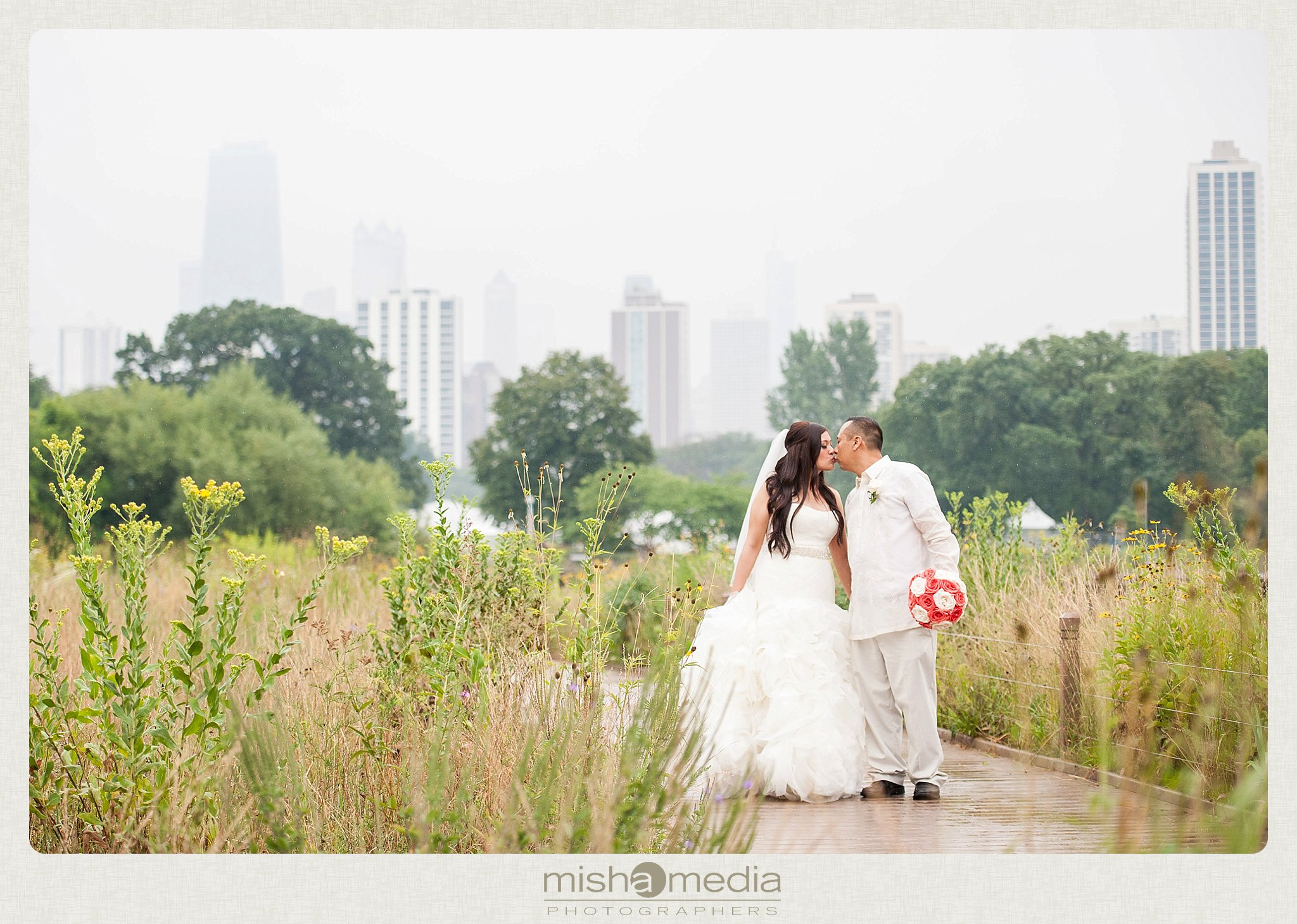 Weddings at the Crowne Plaza Chicago O'Hare_0001