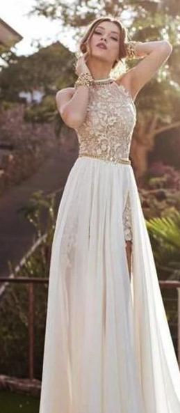 A-Line Princess Sleeveless -June Bridals