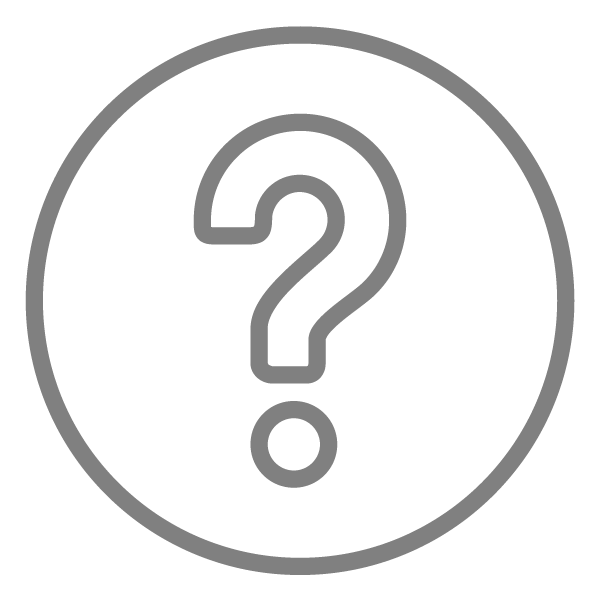 FAQ Icon with Question Mark