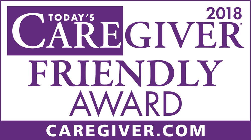 2018 Caregiver Friendly Award Graphic.JPG