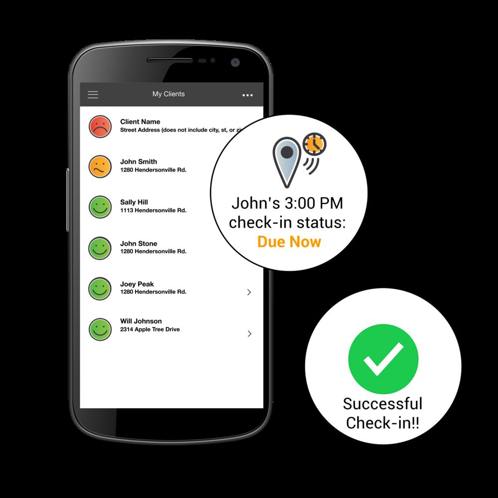 The  Simply Home Responder App