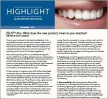 Highlight Newsletter - Sept Written by Cathy Jameson