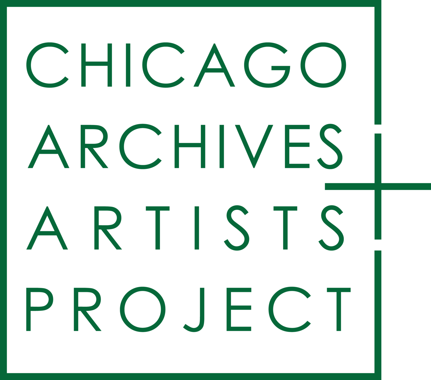 Chicago Archives + Artists Project