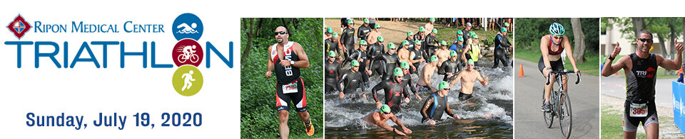 Ripon Medical Center Triathlon