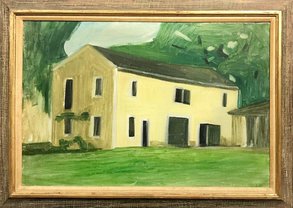 Myron Lechay (1898-1972)