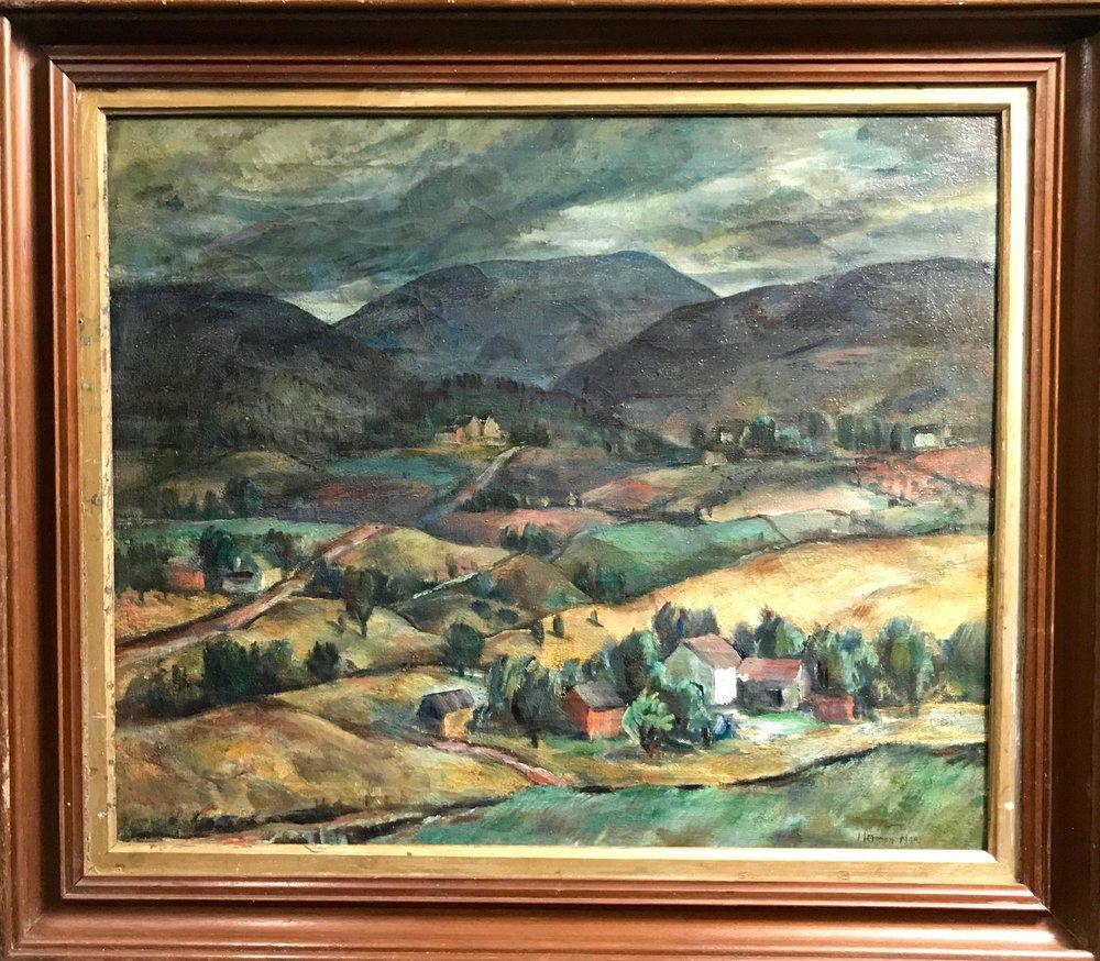Hermon More (1887 - 1968)