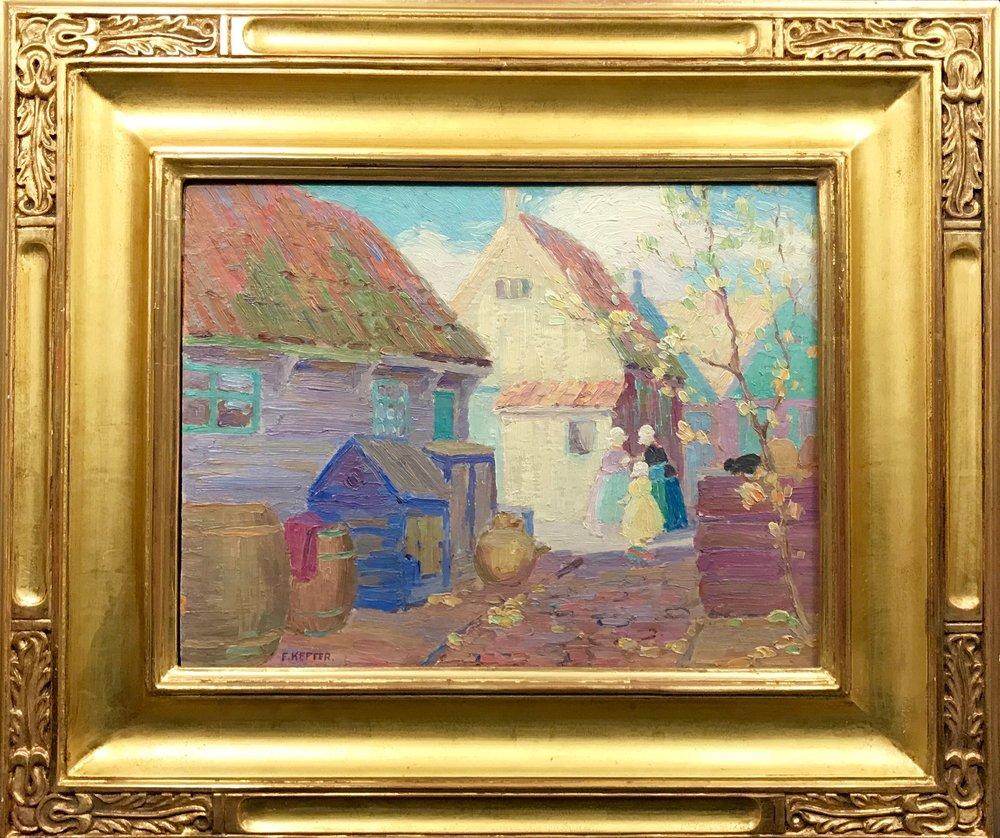 Frances Keffer (1881 - 1953)