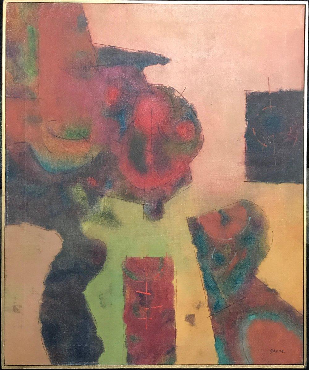 Sidney Gross (1921 - 1969)