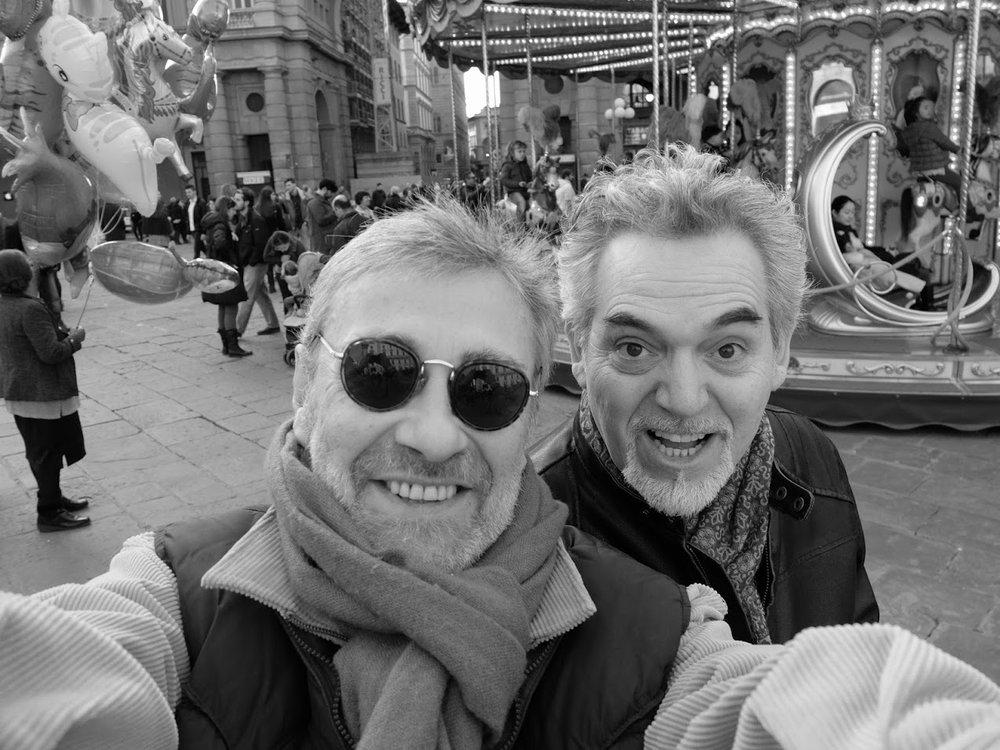 Andrea Bigiarini & Marco Testoni