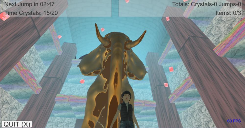 Selfie with the Bronze Elephant