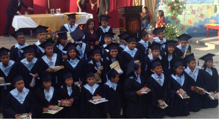 Graduates Ninos de Guatemala
