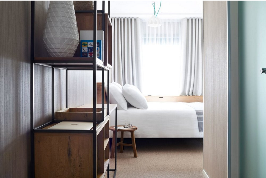 Deluxe Room at Good Hotel London